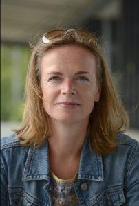 Portretfoto van Ghislaine Brongers
